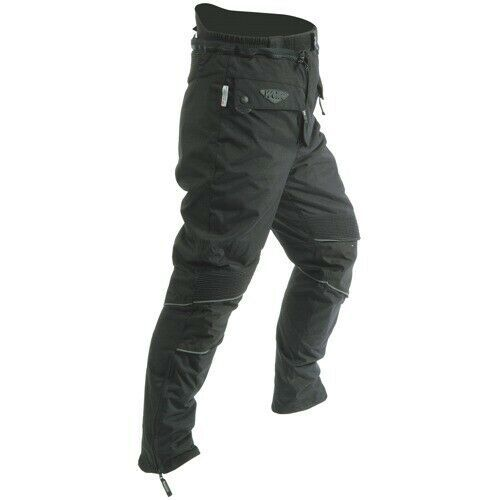 Weise Easy Ladies Womens Motorcycle Motorbike Waterproof Jeans Trousers - Medium